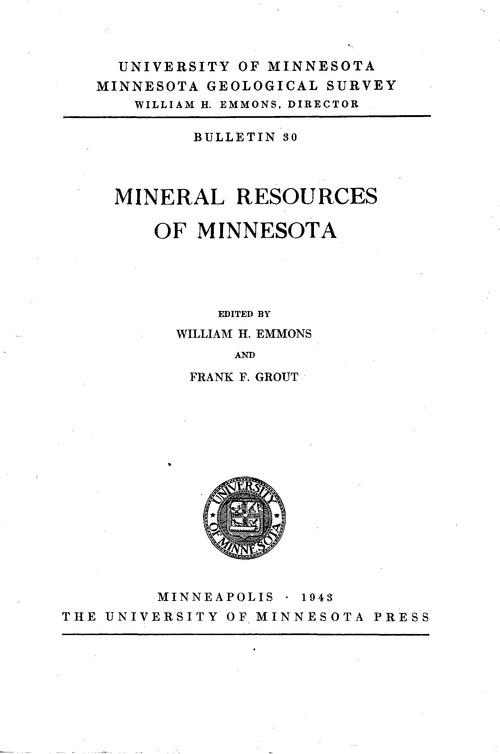 Mineral Resources | American Geosciences Institute