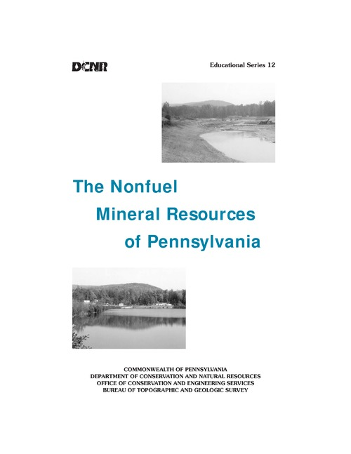 Mineral Resources | American Geosciences Institute